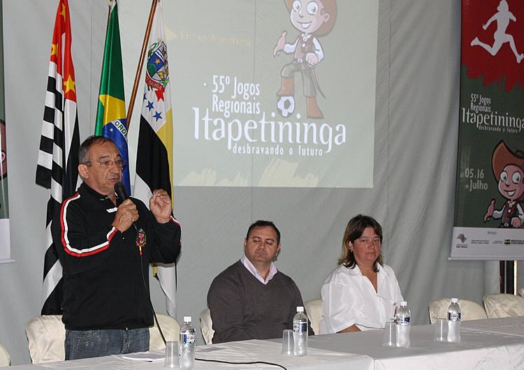 f3af54b932 Esporte Iperó  Iperó conhece primeiros adversários nos Jogos Regionais