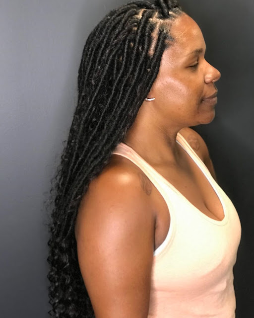 Marley braids are sometimes worn by African American girls ✘ 21 Latest Marley Hair Twists and Crochet Braids Hairstyles 2020