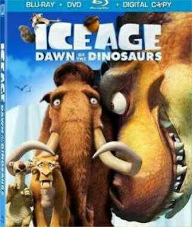 Ice Age Dawn Of The Dinosaurs (2009) Hindi Dual Audio Movie 110Mb hevc BRRip