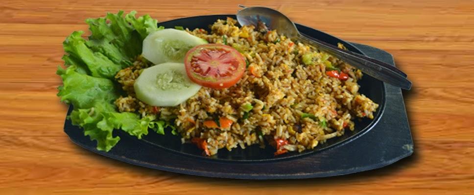 Resep Nasi Goreng Kimchi Hot Plate