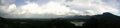 panorama gunung sepikul sukoharjo jawa tengah indonesia wisataarea.com