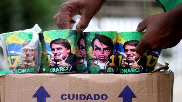 """Bolsonaro admite que no es """"el más capacitado"""" para gobernar en Brasil"""