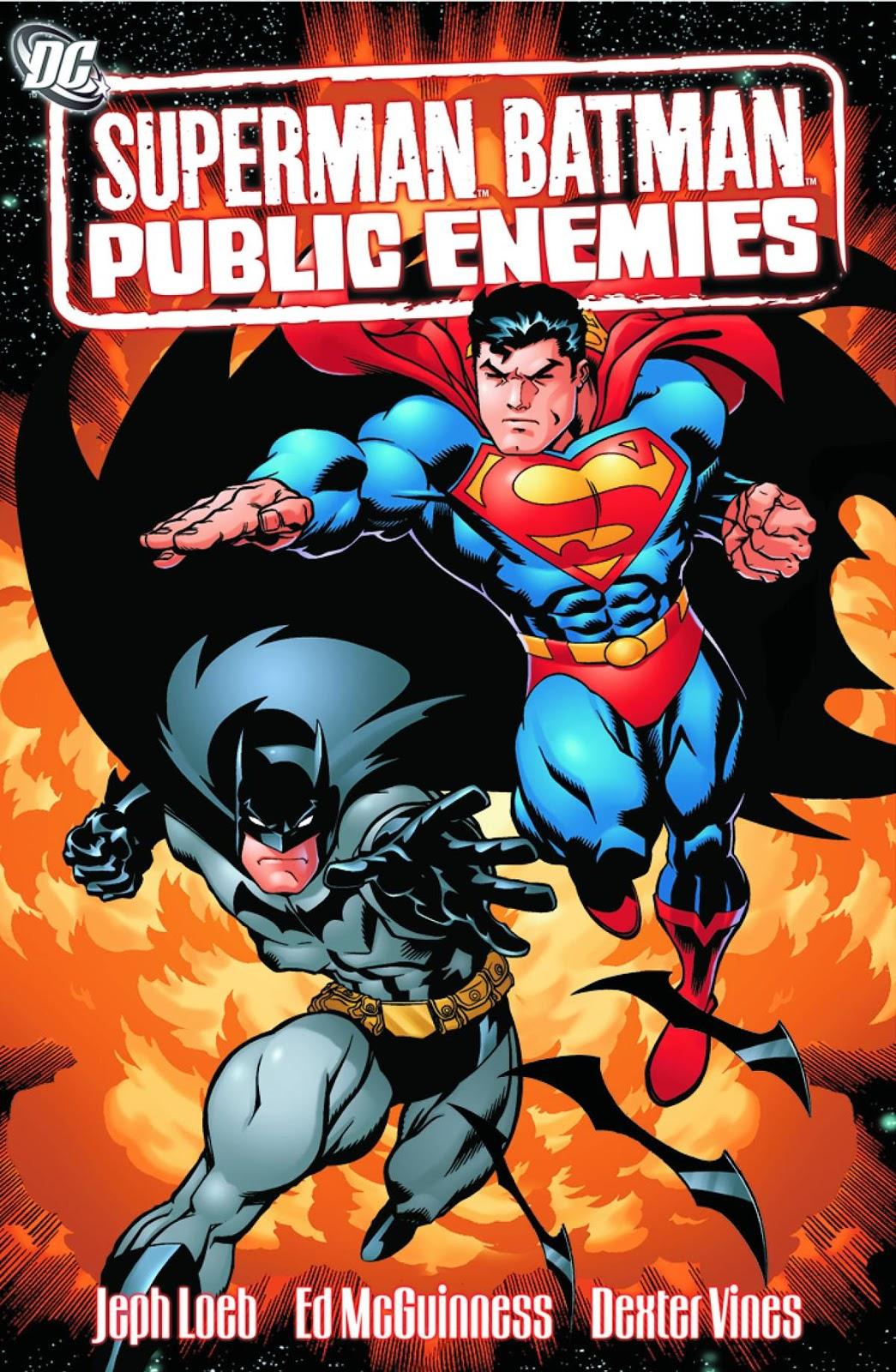 Superman Batman Enemigos Publicos 2009
