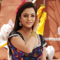 Elegant Nisha agarwal dancing moves at studio