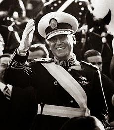 Juan Domingo Perón - Presidentes de la República Argentina - Presidentes Argentinos