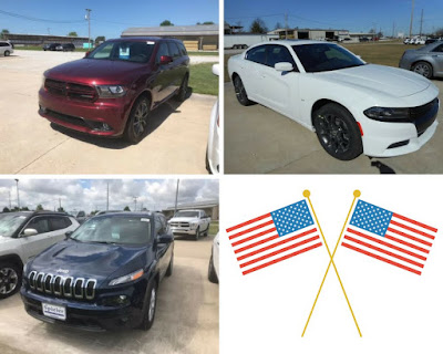 Red, White, & Blue Rides at Spieler's Inc.
