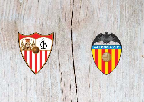 Full Match And Highlights Football Videos: Sevilla vs Valencia