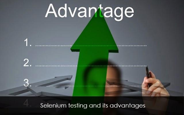 selenium automated testing