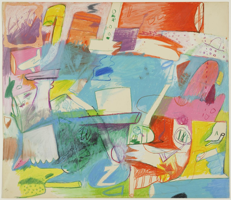Sharp And Sardonic Peter Saul At The Hall Art Foundation