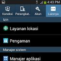 Cara Log Out dari BBM Android