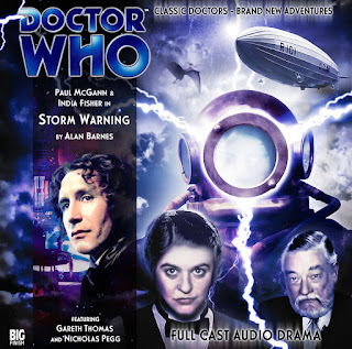 Doctor Who Storm Warning