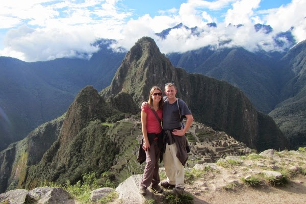 Living the Dream at Machu Picchu in Peru