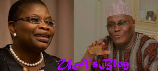 BREAKING: Atiku, Ezekwesili sign peace pact today