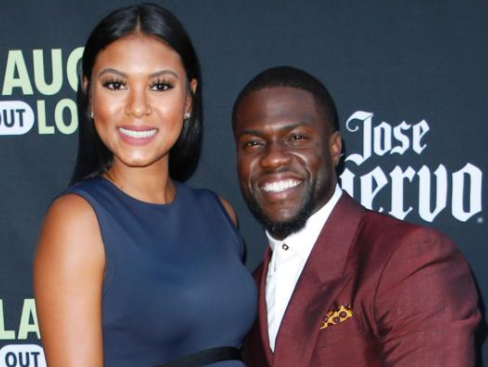 Following cheating scandal, Kevin Hart's wife demands all his phone passwords