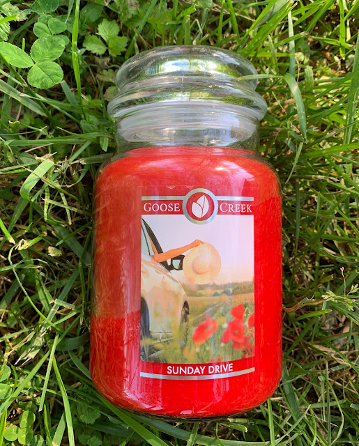Sunday Drive by Goose Creek Candles #ad #review #brandambassador