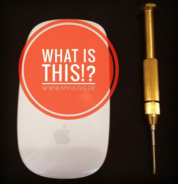 WHAT IS THIS!? Technik - MyVlog Foto: Werkzeug für MacBook Pro!