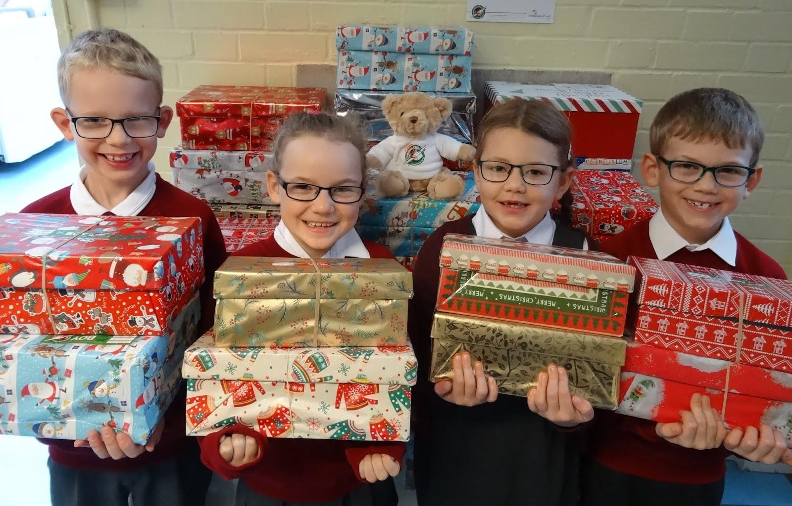 Christmas Shoe Box Appeal.Hitcham S Blog Christmas Shoebox Appeal