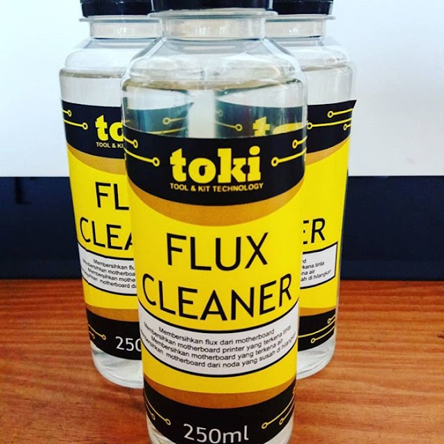 JUAL FLUX CLEANER TOKI 250ml