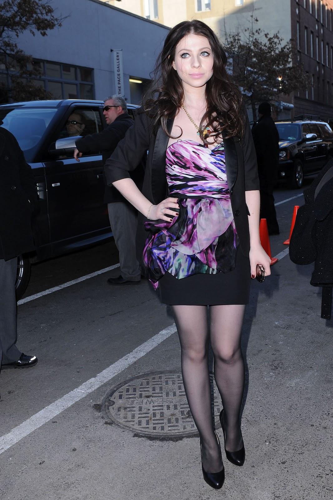 Celebrity Legs 101: Michelle Trachtenberg
