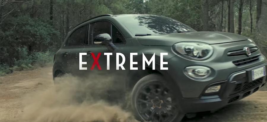 Canzone Fiat Pubblicità 500X S-Design, Spot Ottobre 2017
