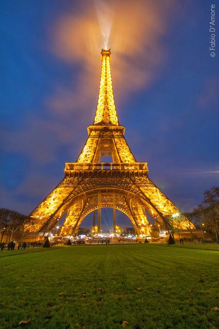 Tour Eiffel-Parigi