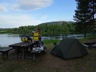 Lugar de acampada