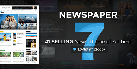Free Download Newspaper WordPress Theme v.7.0.1 latest – Themeforest