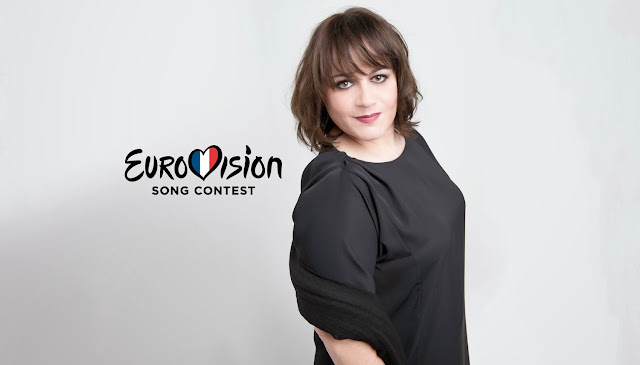 2015 Eurovision Song Contest - Lisa Angell - N'oubliez pas Francia