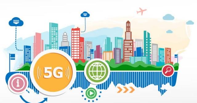 Pemanfaatan Jaringan 5G untuk Asian Games dan Smart City