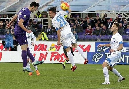Assistir  Fiorentina x Empoli ao vivo grátis em HD 15/04/2017