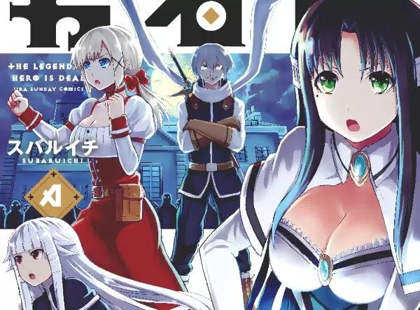 YUUSHA GA SHINDA aowvn - YUUSHA GA SHINDA | Manga Online - Cực hài & Hay