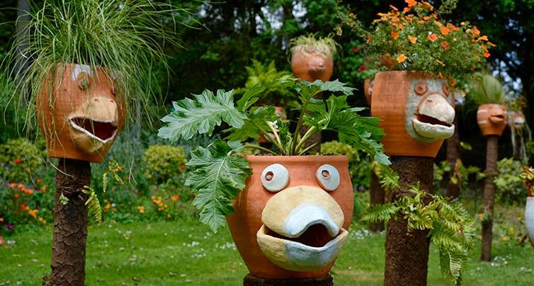 News Letter: L\'art et le jardin