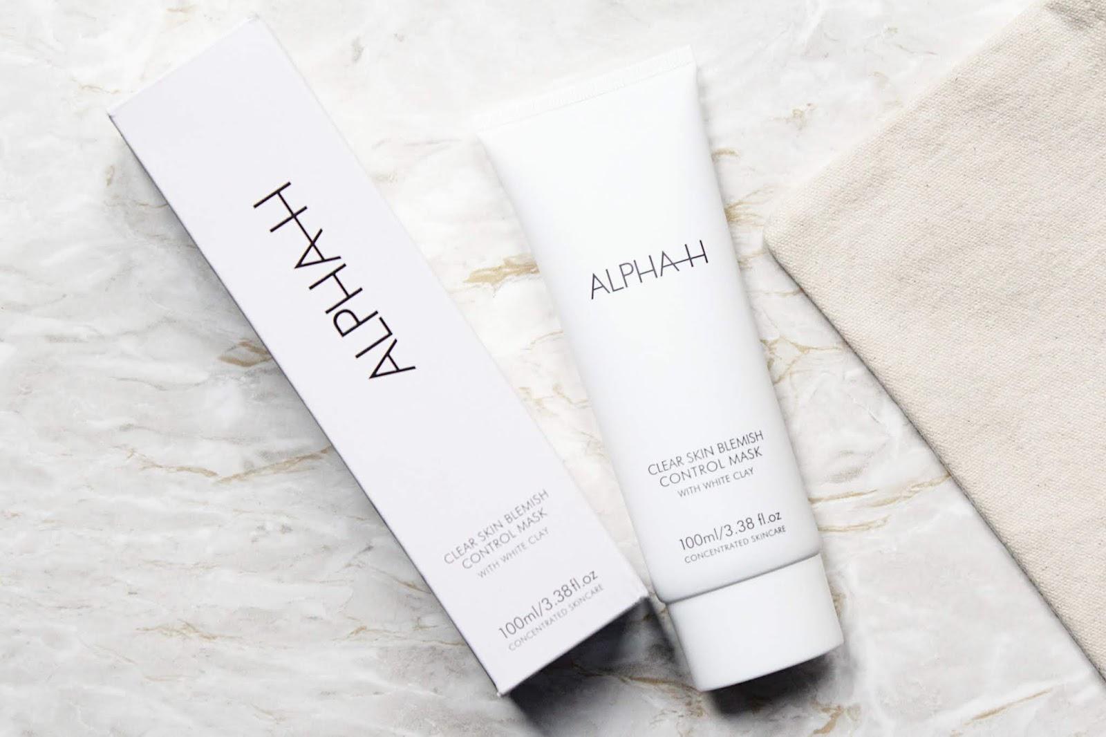 Alpha-H Clear Skin Blemish Control Face Mask