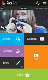 PicsArt - Photo Studio Android - Aplikasi edit Foto terlengkap