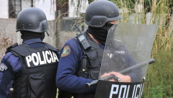 policia republicana uruguay