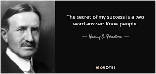 quotes, quote. motivational, inspirational, Harvey S. Firestone