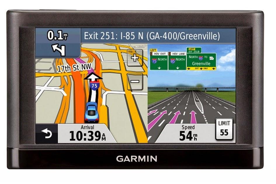 GPS em Miami e Orlando