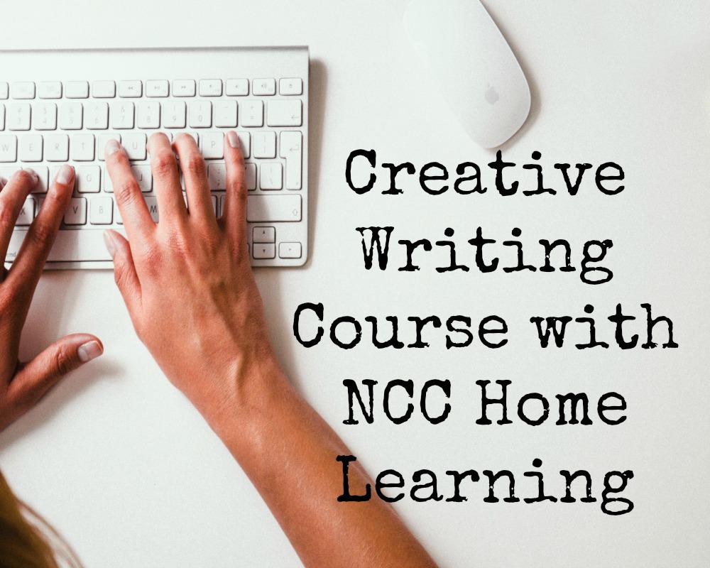 Creative writing ncc