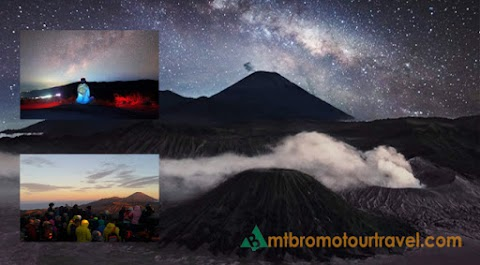 Mt Bromo Milky way Tour Package 3 days