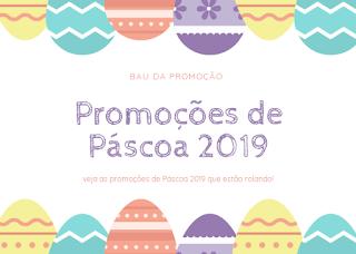 Promoção de Páscoa 2019
