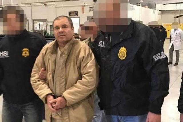 """El Chapo"" Guzmán no asesinará a jurados que testifiquen en su contra"
