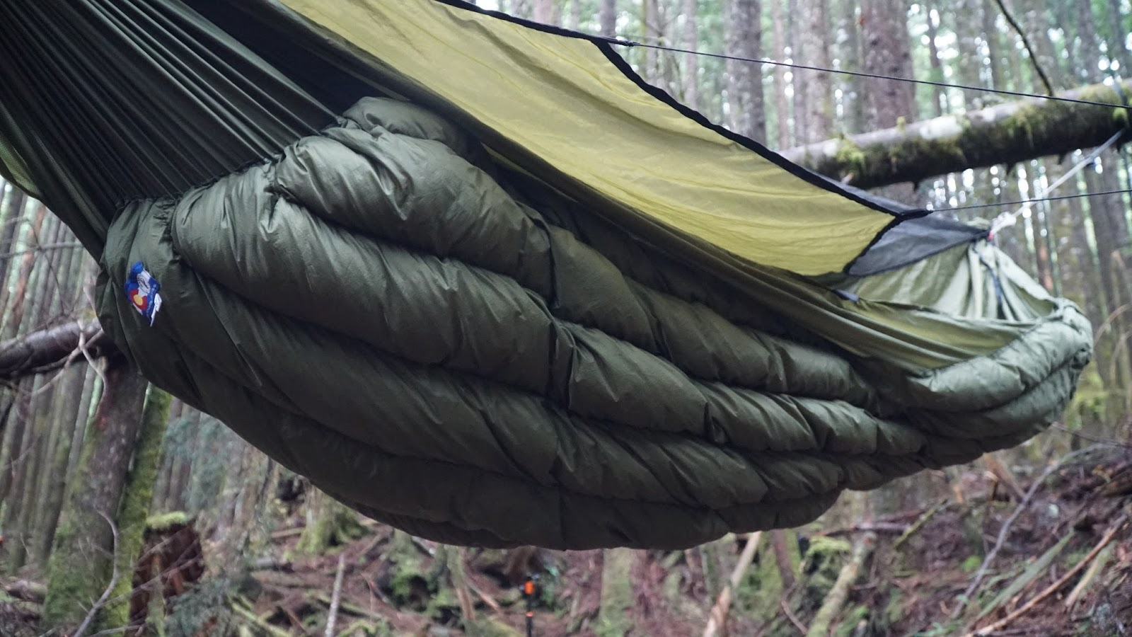 this was a second hammock camping overnight with the warbon  wooki full length underquilt for my warbon  blackbird hammock wawhiker backpacking  hammock camping 5 years with my dog cooper      rh   wawhiker blogspot