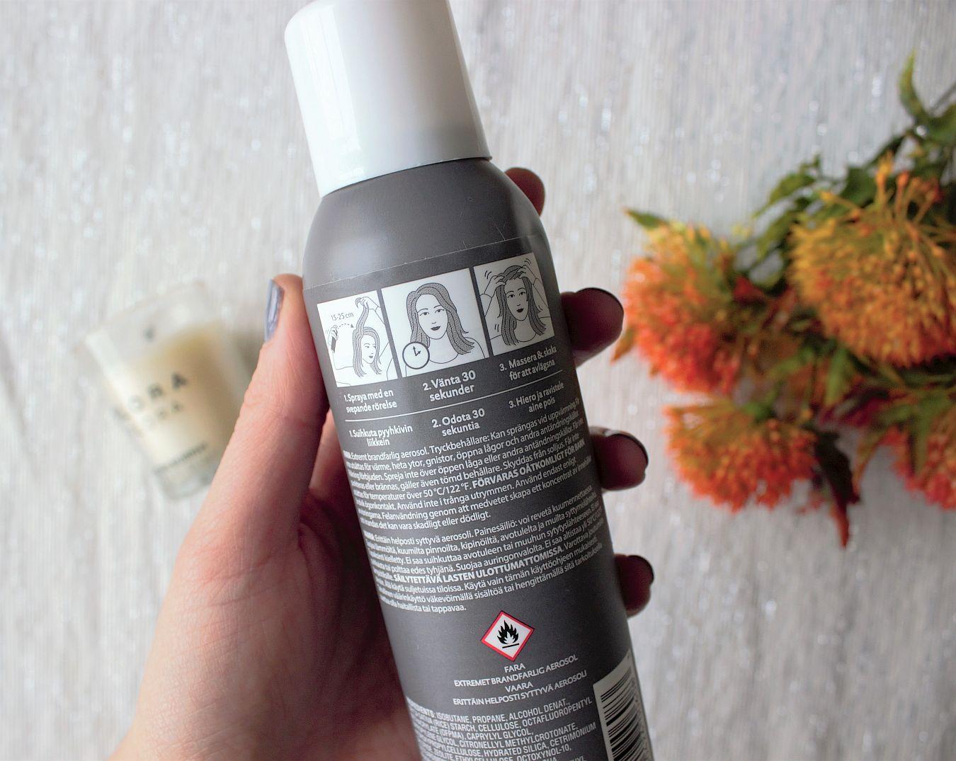 Сух шампоан за коса Living Proof - Perfect Hair Day Dry Shampoo - впечатления и мнение