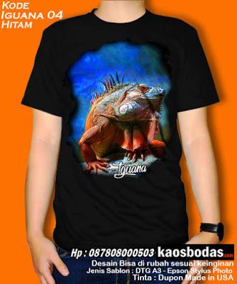Kaos Iguana 04