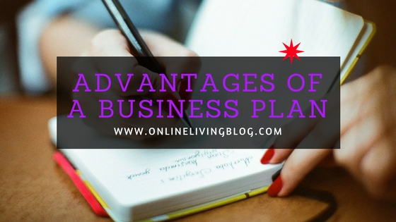 5 Advantages And A Drawback Of Writing A Business Plan