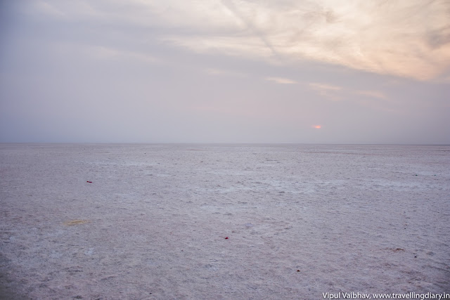 Sunrise in Kutch