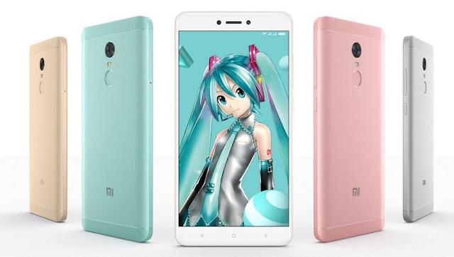 Ra mắt điện thoại Xiaomi Redmi 4X - 172927