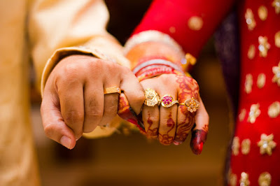 The Benefit of Marriage by Vibhu & Me