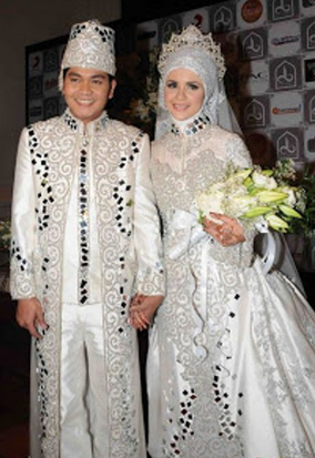 Model Baju Akad Nikah Islami Nusagates