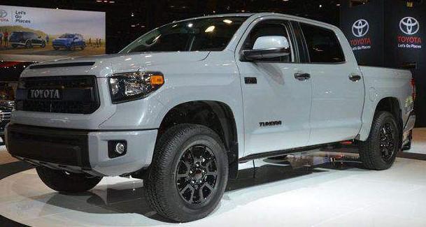 2019 Toyota Tundra TRD Pro, Interior, Diesel, Price, Release date